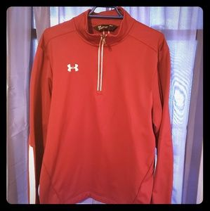 Under armour 1/4 zip up long sleeve